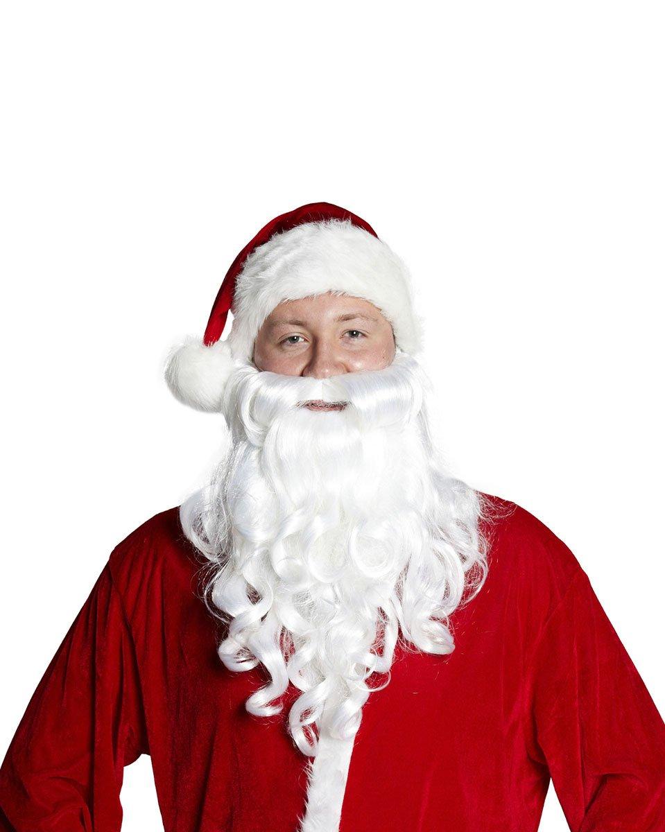 Babbo Natale 50.Barba Babbo Natale Da Cm 50 Bianca Universo In Festa